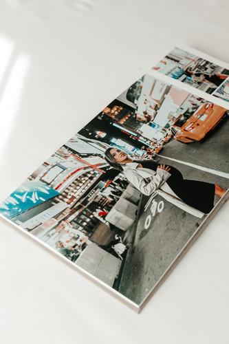 Album Fotografico Suede - Babuska Fotogr