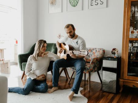 Ensaios em casa: a tendência que chegou para ficar