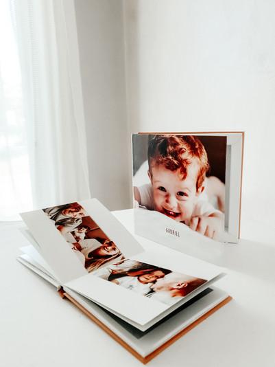 Album Fotografico Basic - Capa Fotografi