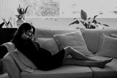 Ensaio Gestante Lifestyle - Babuska Fotografia e Filme