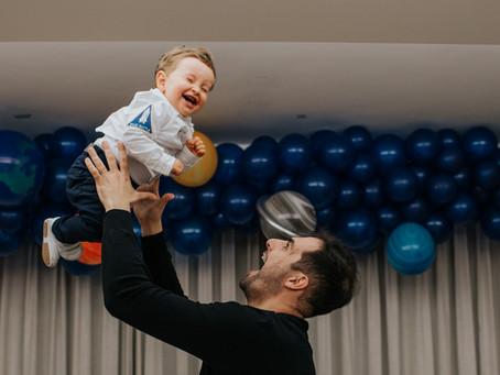 [Aniversário Infantil] Bernardo 1 ano