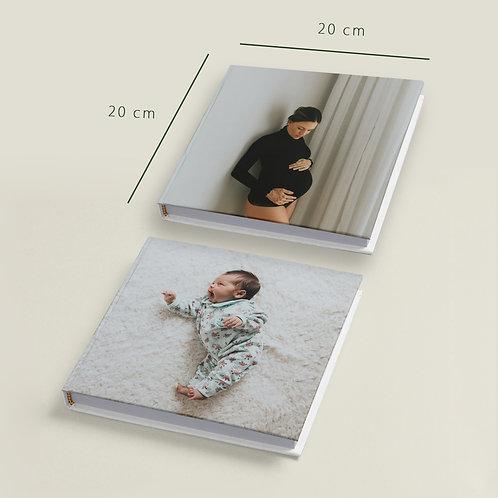 Coleção de 2 Álbuns Basic 20x20cm