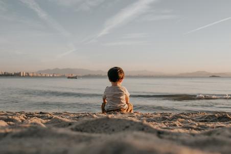 Fotografia infantil em Florianópolis