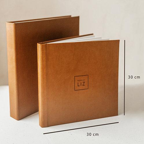 Álbum Gold 30x30cm