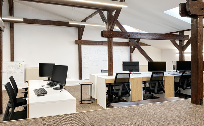 Spatiu de birouri pentru o companie IT