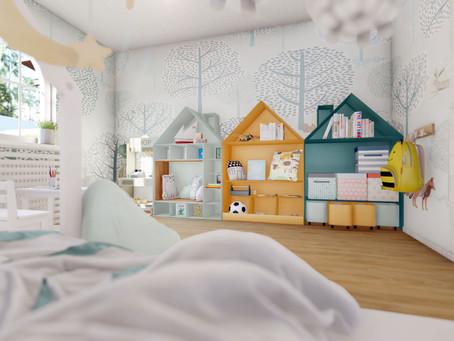 Camera copilului tău. 7 pași către Montessori