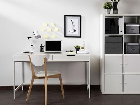Cum delimitezi spațiul personal de cel profesional la tine acasă