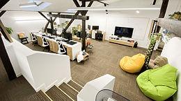 Spațiu de birouri pentru o companie IT