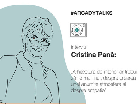 Interviu Cristina Pană