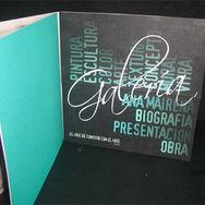 brochures galería