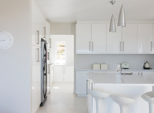 Are White Kitchens A Thing Of The Past?