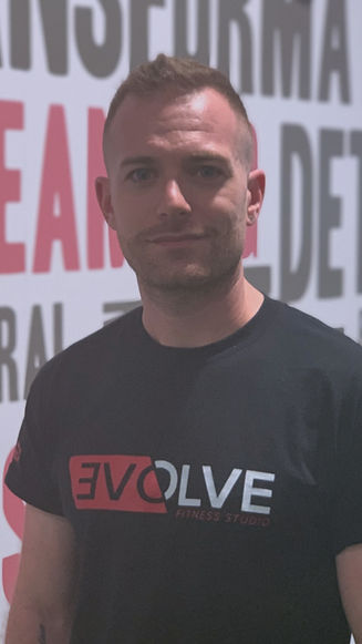 Paolo-Bowyer-founder-evolve-fitness-stud