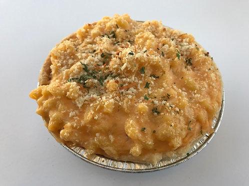 Mac 'N Cheese Pie - vegetarian
