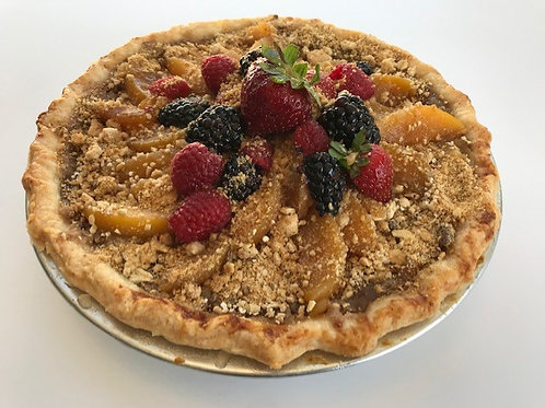 Specialty Fruit Pie of the Week GF, DF, Vegan