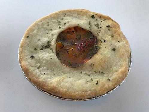 Roasted Vegetable Pie