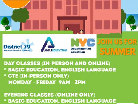Brooklyn Adult Learning Center.