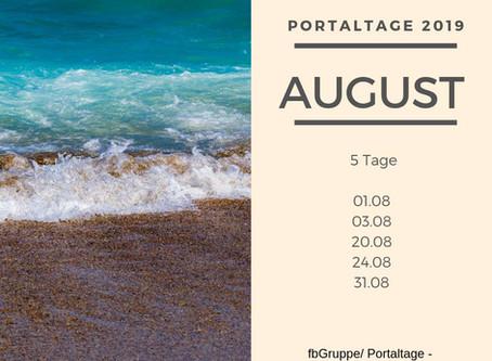 Was kommt im August auf uns zu?