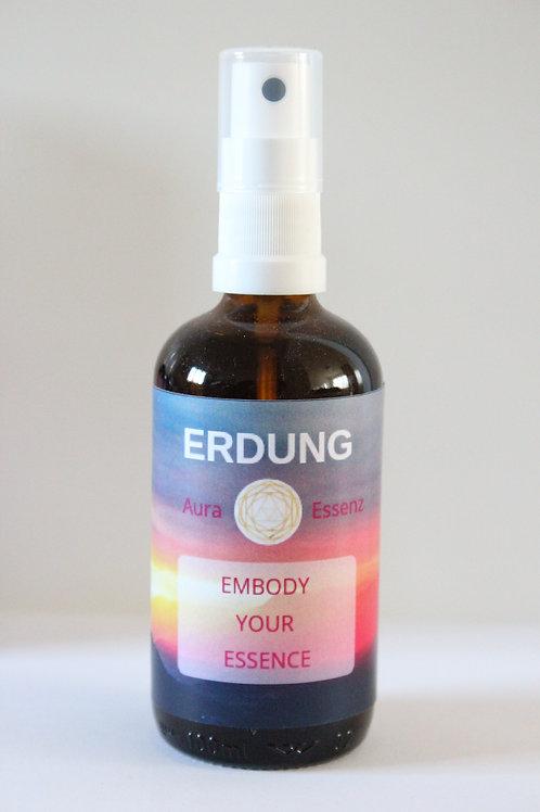 ERDUNG Aura Essenz Spray