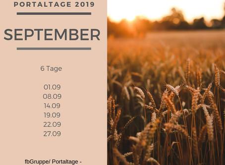 Was bringt der September?