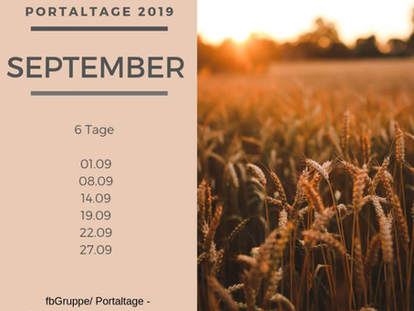 Was bringt der September?