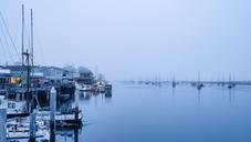 Morrow Bay, Central California