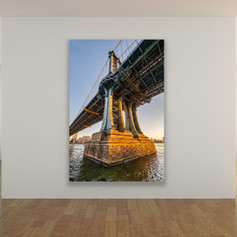 Manhattan Bridge, NY, NY