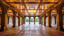 Bethesda Fountains Central Park NY, NY
