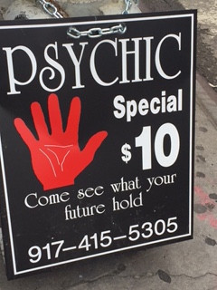 Psychic seen needs an editor