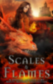 Flames and Scales_Dragon Anthology Cover