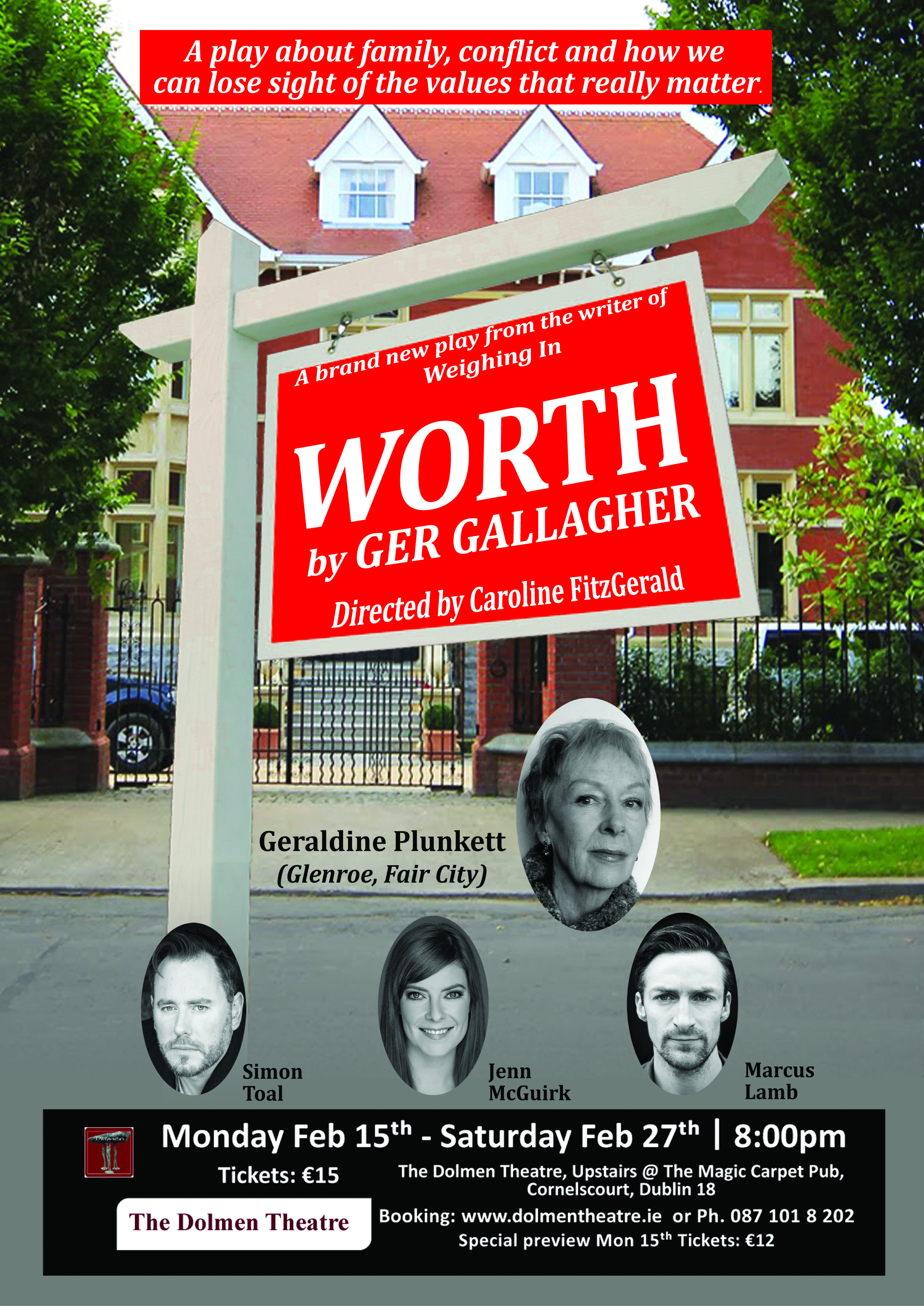 Worth by Ger Gallagher