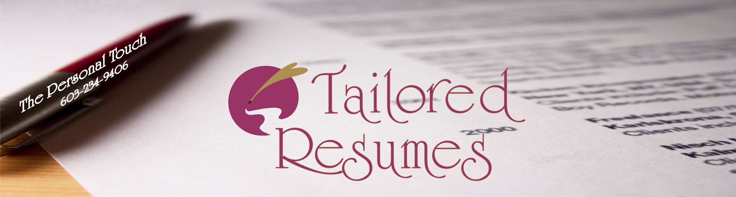 tailored resumes  resume writing service in nh