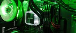Twila RGB - Green Themed Case