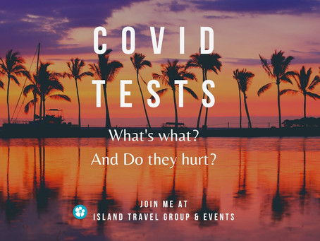 What COVID Test do I Need to Travel & Does it Hurt?