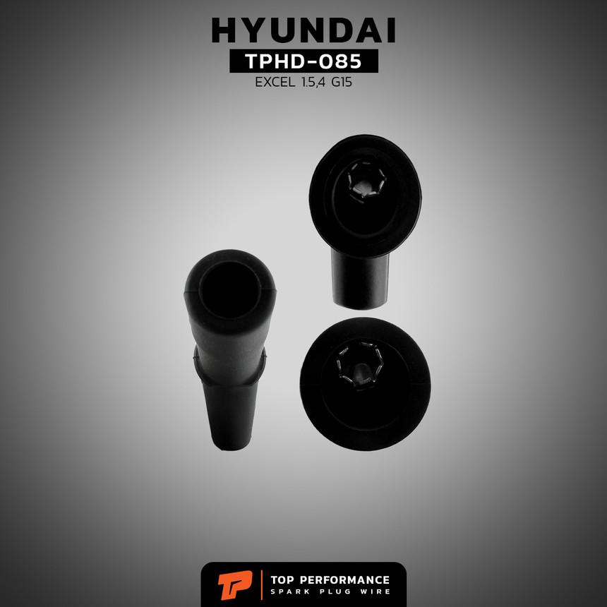 สายหัวเทียน TPHD-085 - HYUNDAI EXCEL 1.5 / G15B - TOP PERFORMANCE JAPAN - ฮุนได เอ็กเซล