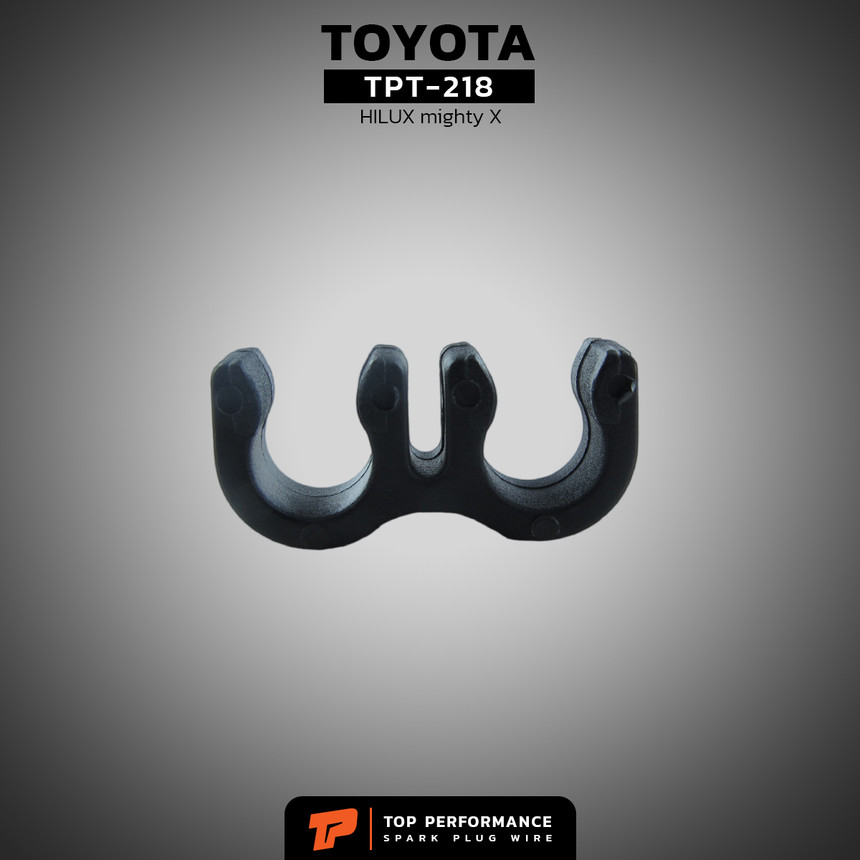 สายหัวเทียน TPT-218 - TOYOTA 4Y HILUX MIGHTY X - TOP PERFORMANCE JAPAN - โตโยต้า ไฮลัก ไฮลักซ์ ไมตี้