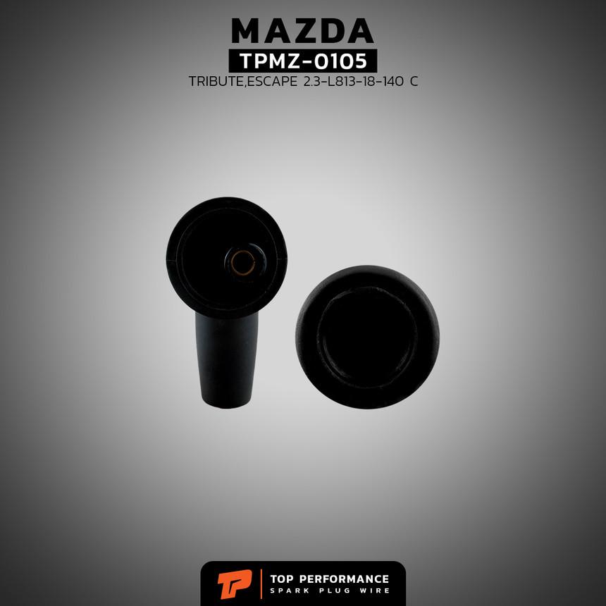 สายหัวเทียน TPMZ-0107 - MAZDA TRIBUTE 2.3 / FORD ESCAPE 2.3 - TOP PERFORMANCE JAPAN - มาสด้า ทรีบิ้ว ฟอร์ด เอสเคป / L813-18-140C