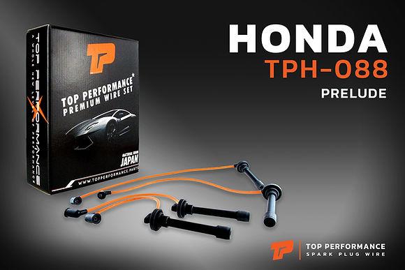 สายหัวเทียน TPH-088 - HONDA PRELUDE H22A / H23A - TOP PERFORMANCE JAPAN - ฮอนด้า พรีลูด