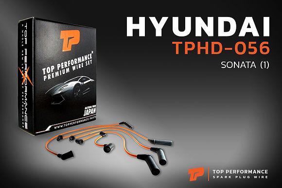 สายหัวเทียน TPHD-056 - HYUNDAI SONATA 2.0 G4CP - TOP PERFORMANCE MADE IN JAPAN - ฮุนได โซนาต้า