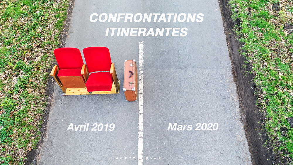 Confrontations Itinérantes ARTHY Mad