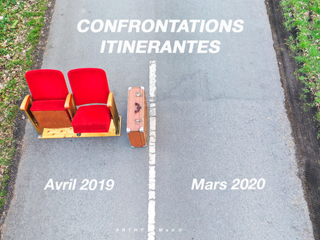 CONFRONTATIONS ITINERANTES