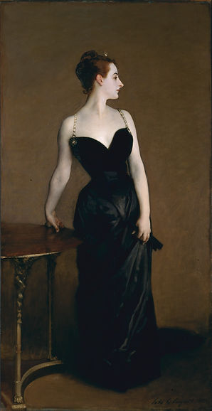 4. John Singer Sargent - Portrait of Mad