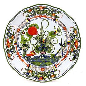 italian_ceramic_dinner_plate_faenza_carn