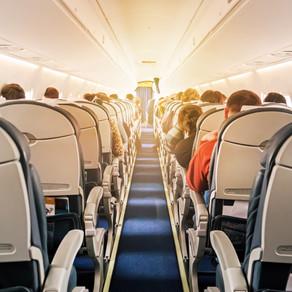Coronavirus–Precautions when traveling.