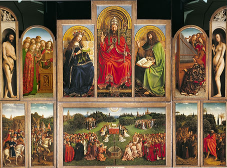Jan van Eyk - Ghent Altarpiece.jpg