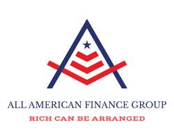 ALL AMERICAN FINANCE GROUP LOGO