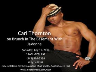 Carl Thornton..GET UP!