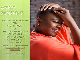 Avery Sunshine is on Brunch In The Basement With JaVonne