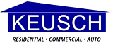 Keusch Glass Logo