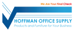 Hoffman Office Supply logo