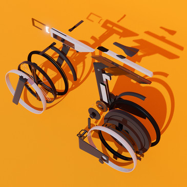 exploded view phase 1 design